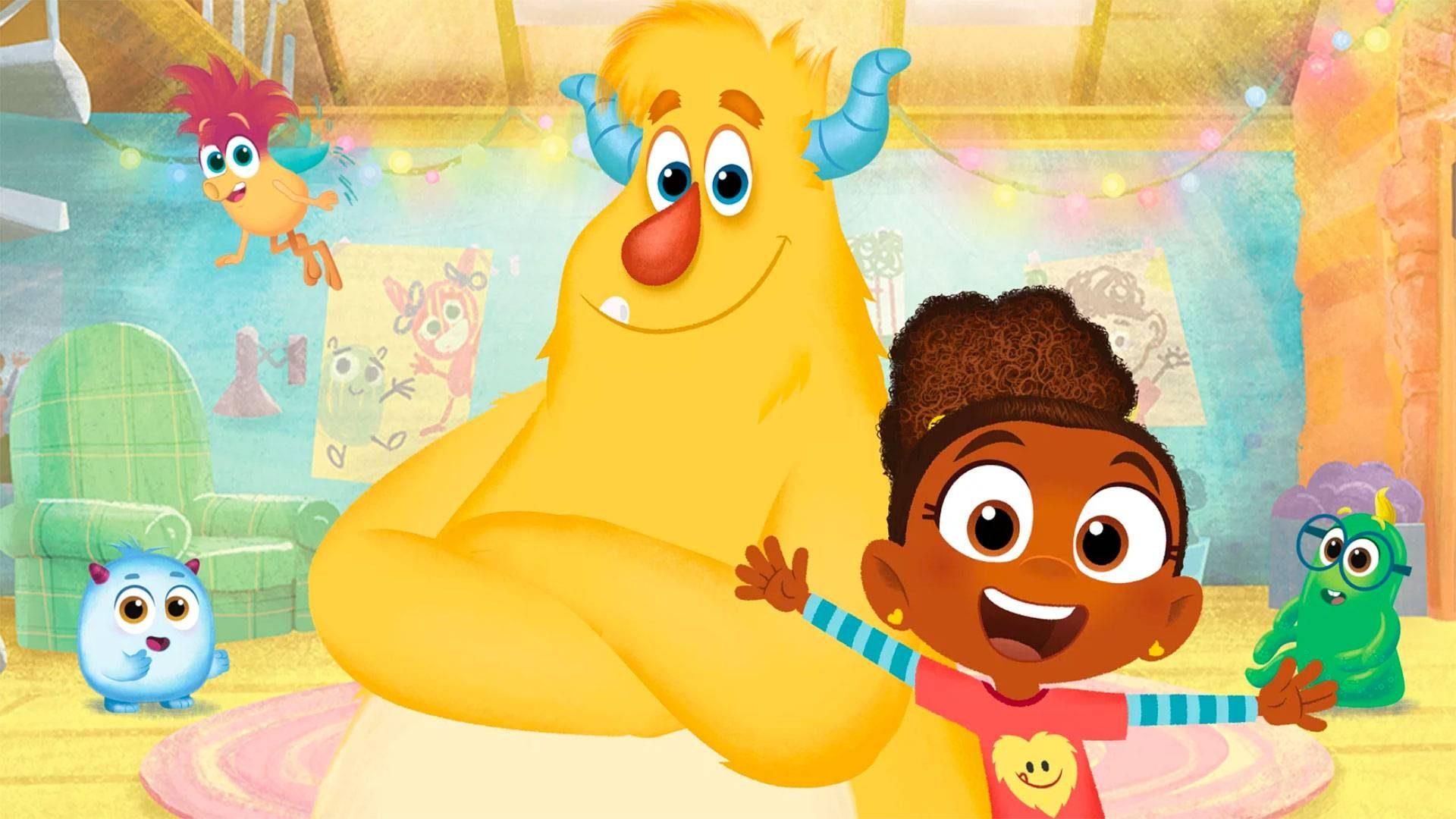 Esme & Roy PBS Kids