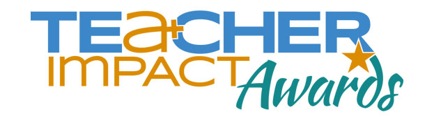 Teacher Impact Awards logo