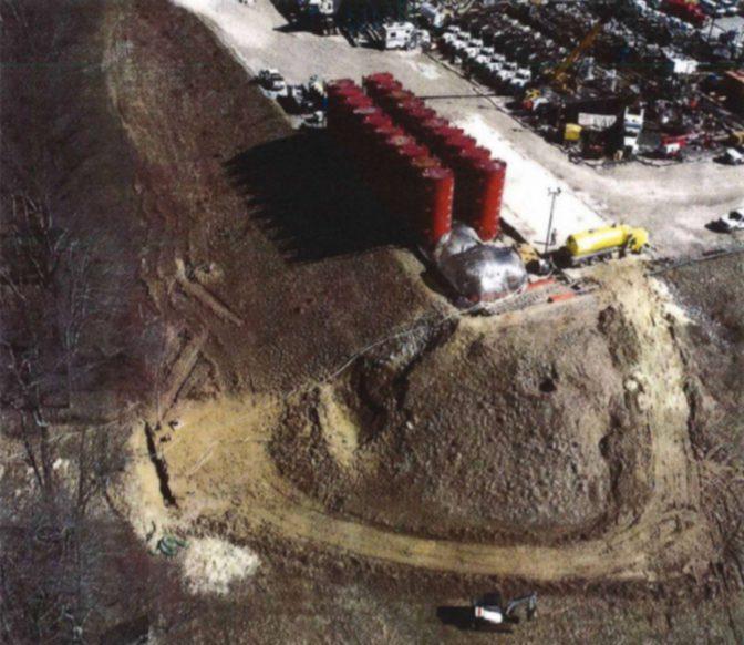 range resources brownlee site