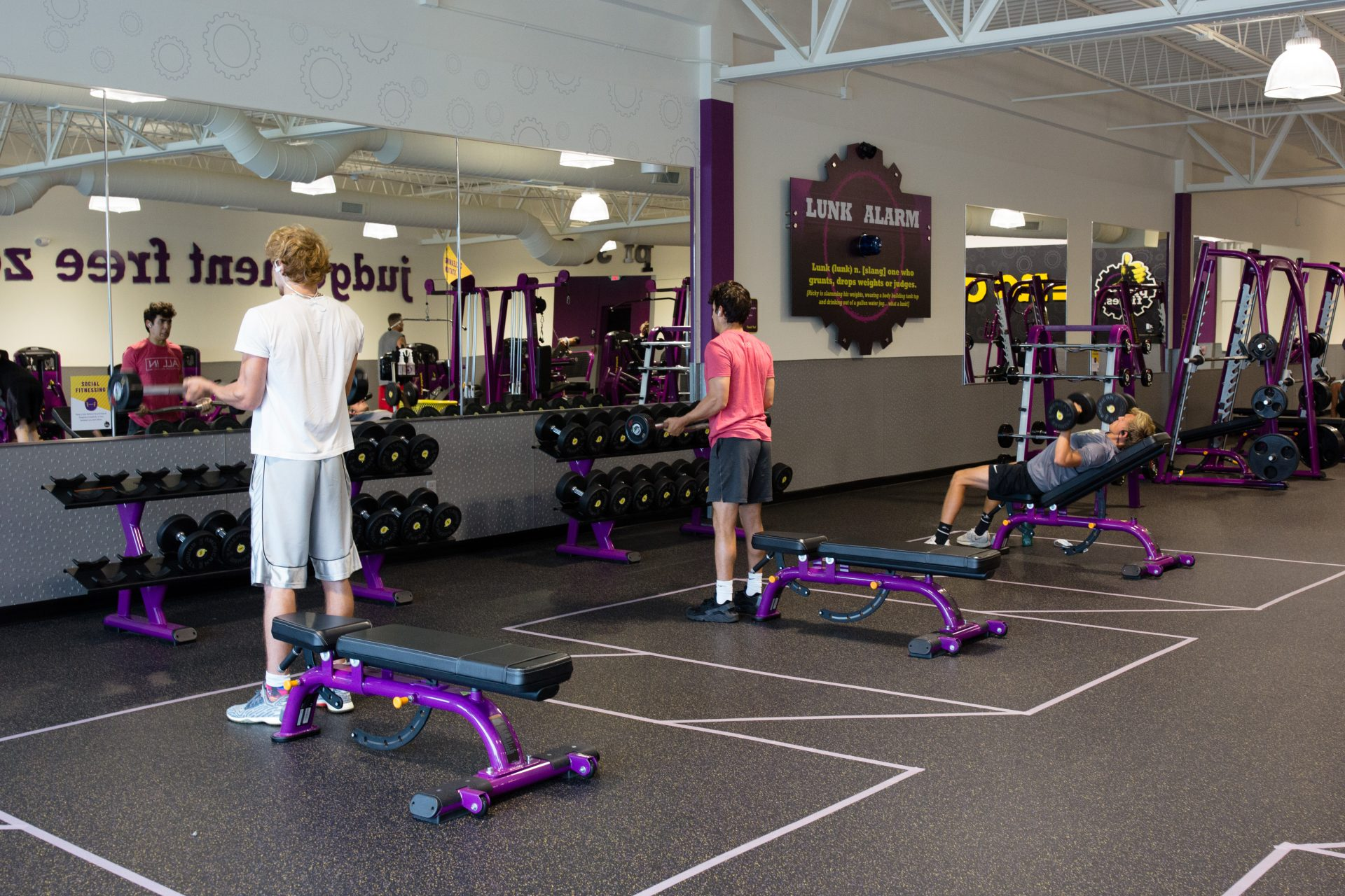A Step Toward Normal Some Midstate Gyms Let Vaccinated Members Unmask Witf