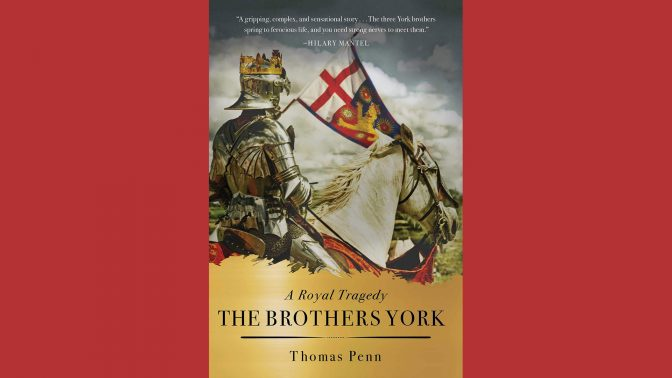 The Brothers of York: A Royal Tragedy